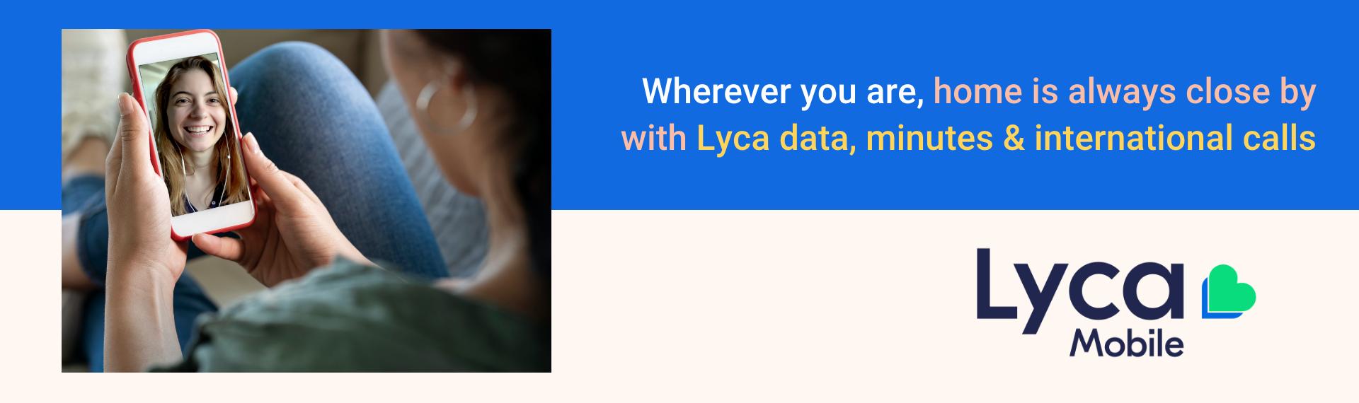 Lyca Banner